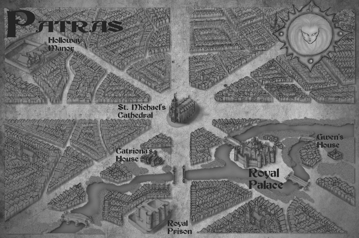 The Map of Patras