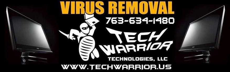 Techwarrior - Virus removal and Computer Repair